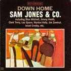 SAM JONES Down Home album cover