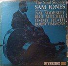 SAM JONES The Soul Society album cover
