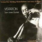 SAM JONES Visitation album cover