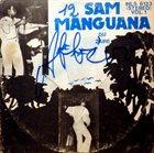 SAM MANGWANA Sam Manguana Du Zaire Vol. 1 album cover