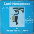 SAM MANGWANA Sam Mangwana & L'African All Stars album cover