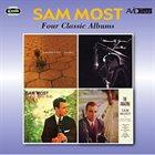 SAM MOST Four Classic Albums album cover
