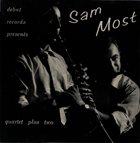 SAM MOST Quartet Plus Two album cover