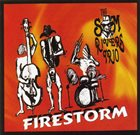 SAM RIVERS Firestorm album cover