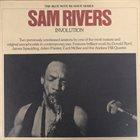 SAM RIVERS Involution album cover