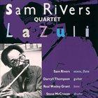 SAM RIVERS Lazuli album cover