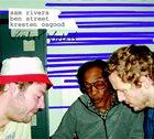 SAM RIVERS Violet Violets (with Ben Street & Kresten Osgood) album cover
