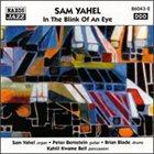 SAM YAHEL In the Blink of an Eye album cover