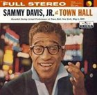 SAMMY DAVIS JR At Town Hall album cover
