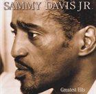 SAMMY DAVIS JR Greatest Hits album cover