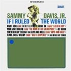 SAMMY DAVIS JR If I Ruled the World album cover