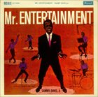 SAMMY DAVIS JR Mr. Entertainment album cover