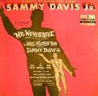 SAMMY DAVIS JR Mr. Wonderful album cover