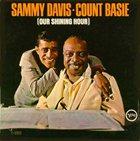 SAMMY DAVIS JR Our Shining Hour album cover