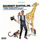 SAMMY DAVIS JR Sings the Complete 'Dr. Dolittle' album cover