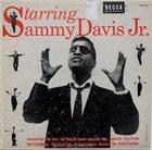 SAMMY DAVIS JR Starring Sammy Davis Jr. album cover