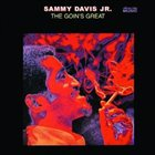 SAMMY DAVIS JR The Goin's Great album cover