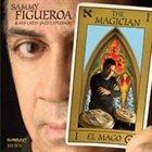 SAMMY FIGUEROA The Magician album cover