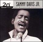 SAMMY DAVIS JR 20th Century Masters: The Millennium Collection: The Best of Sammy Davis, Jr. album cover