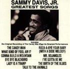 SAMMY DAVIS JR Greatest Songs album cover