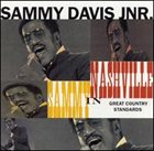 SAMMY DAVIS JR Sammy In Nashville album cover