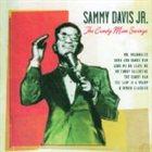 SAMMY DAVIS JR The Candy Man Swings album cover