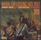 SAMMY DAVIS JR When the Feeling Hits You! album cover