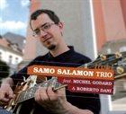 SAMO ŠALAMON Live! album cover
