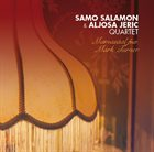 SAMO ŠALAMON Mamasaal feat. Mark Turner album cover