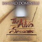 SANDRO DOMINELLI The Alvo Sessions album cover