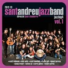 SANT ANDREU JAZZ BAND Jazzing 4, vol​.​1 album cover