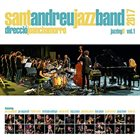 SANT ANDREU JAZZ BAND Jazzing 8: Vol. 1 album cover