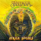 SANTANA Africa Speaks album cover
