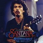 SANTANA Anthology 68-69: The Early San Francisco Years album cover
