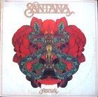 SANTANA Festivál album cover