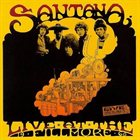 SANTANA Live at the Fillmore 1968 album cover