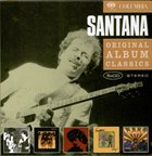 SANTANA Original Album Classics (2009) album cover