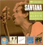 SANTANA Original Album Classics (2008) album cover