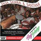 SANTANA Salsa, Samba & Santana album cover