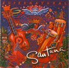 SANTANA Supernatural album cover