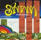 SANTANA The Collection album cover