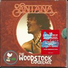 SANTANA The Woodstock Experience album cover