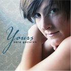 SARA GAZAREK Yours album cover
