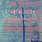 SARAH BUECHI Flying Letters album cover