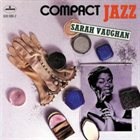 SARAH VAUGHAN Compact Jazz album cover
