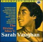 SARAH VAUGHAN Divine Miss V,Vol.1 album cover