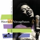 SARAH VAUGHAN Divine: The Jazz Albums 1954-1958 album cover