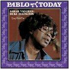 SARAH VAUGHAN Duke Ellington Song Book, Volume 1 album cover