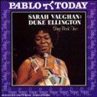 SARAH VAUGHAN Duke Ellington Song Book, Volume 2 album cover