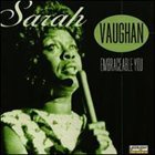 SARAH VAUGHAN Embraceable You album cover
